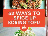 Tofu Dishes