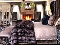 Fur Home Decor Furnishings