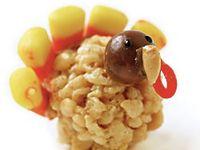 Cookies:  Rice Krispie Treats