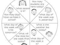 Preschool Circle time/Morning Meetings