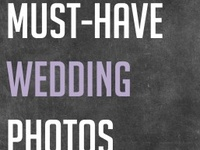 Photography Ideas and Helpful Hints