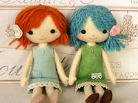 Beautiful Handmade toys, dolls and other beautiful things