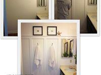 Bathroom tiles & paint colours