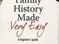 Family history, genealogy