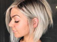 Pin By Sigita Fiola Smite On Makeup Medium Bob Haircut Medium Bob Hairstyles Hair Styles