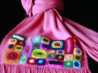 Crafts Felting and Corks