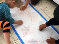 Art Prek / crafts and process art for preschool