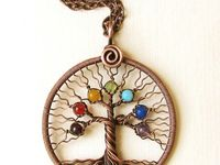 Jewelry by MagicWire - Tree of Life: лучшие изображения (50) в ...