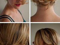 beauty tips and tutorials.  Hair, makeup, skin
