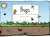 Spring:  Bugs, Insects, Ladybugs