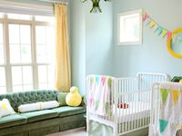 Nurseries And Kid Rooms On Pinterest Nurseries Yarn Wrapped Letters