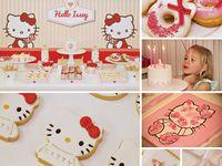 Lily's 4th Birthday Ideas