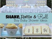 Ashton's baby shower <3