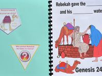 79 Best Isaac and Rebekah images   Sunday school crafts ...