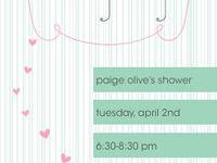 My baby shower ideas :)