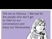 Amused & Inspired (Humor & Insight)
