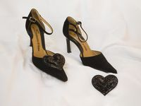 clip shoes / Clip decorative per scarpe