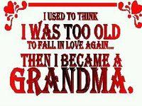 Grandmother~Mother~Grandchild  stuff
