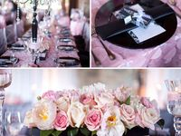 For a wedding inspired by the city of lights by Henri Daussi.