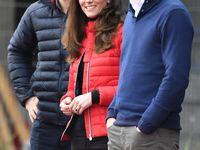 Princess Katherine, the Duchess of Cambridge