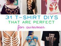 DIY: t shirts