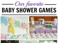 baby shower on pinterest baby shower games baby showers and shower