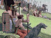 Les Gaules Provinces Des Gaules Et Germanies Provinces Alpines Ebook In 2020 Ancient Celts Celtic Culture Books