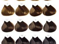Majirel L Oreal Professionnel6 Dorati Kleurkaarten Haar Oplichten Wit Haar