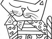 1000 images about Romero Britto on Pinterest