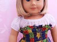 cute hairstyles for doll's