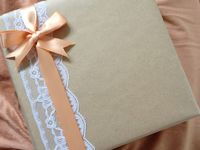 gift wrapping.. ♥ ♥