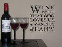 """""""Wine is the most healthful and most hygienic of beverages.""""  ― Louis Pasteur"""
