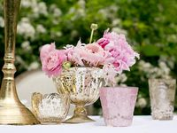 Beautiful centerpiece ideas for wedding, party, and home.