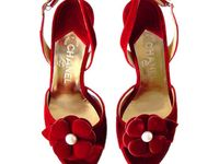 Weddings: Red Shoes