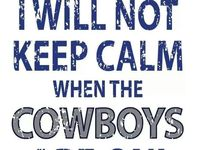 Chris's team....Cowboys