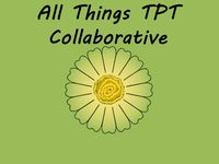 Pinterest group board: All Things TPT