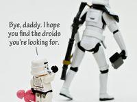 Family -Star Wars & Trek