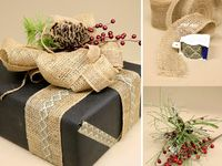 gift wrapping style