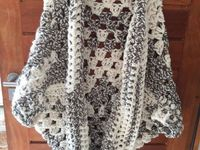 ... etc on Pinterest Crochet cocoon, Shrug pattern and Crochet granny
