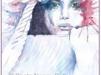 Just watercolors