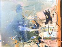 Oil Painting - Lake Mungo