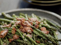 Side dishes on pinterest barley risotto green beans and brussels