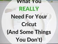 Cricut  Board