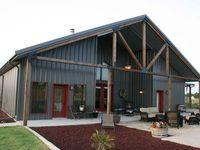 BEST PICS HERE / Metal buildings, steel buildings, metal building homes, colors of metal buildings.