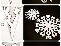 moldes de papel
