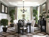 Home-Rustic Dining Room