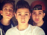 ToBeOne ICONic Boyz Nick Mara Vinny Castronovo