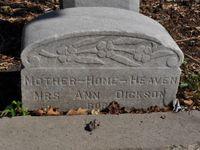 Genealogy ~ Cemeteries