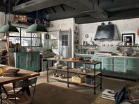 Country and Vintage Kitchens