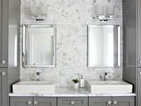 ... Home Remodel on Pinterest Ikea bathroom, Cabinet hardware and